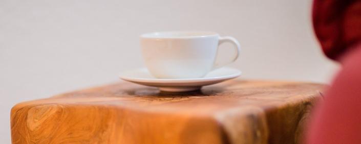 Tasse Tee vor CMD Therapie Chemnitz
